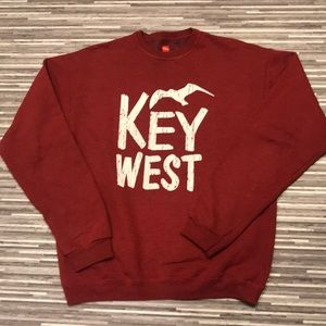 Key West crewneck Sweatshirt